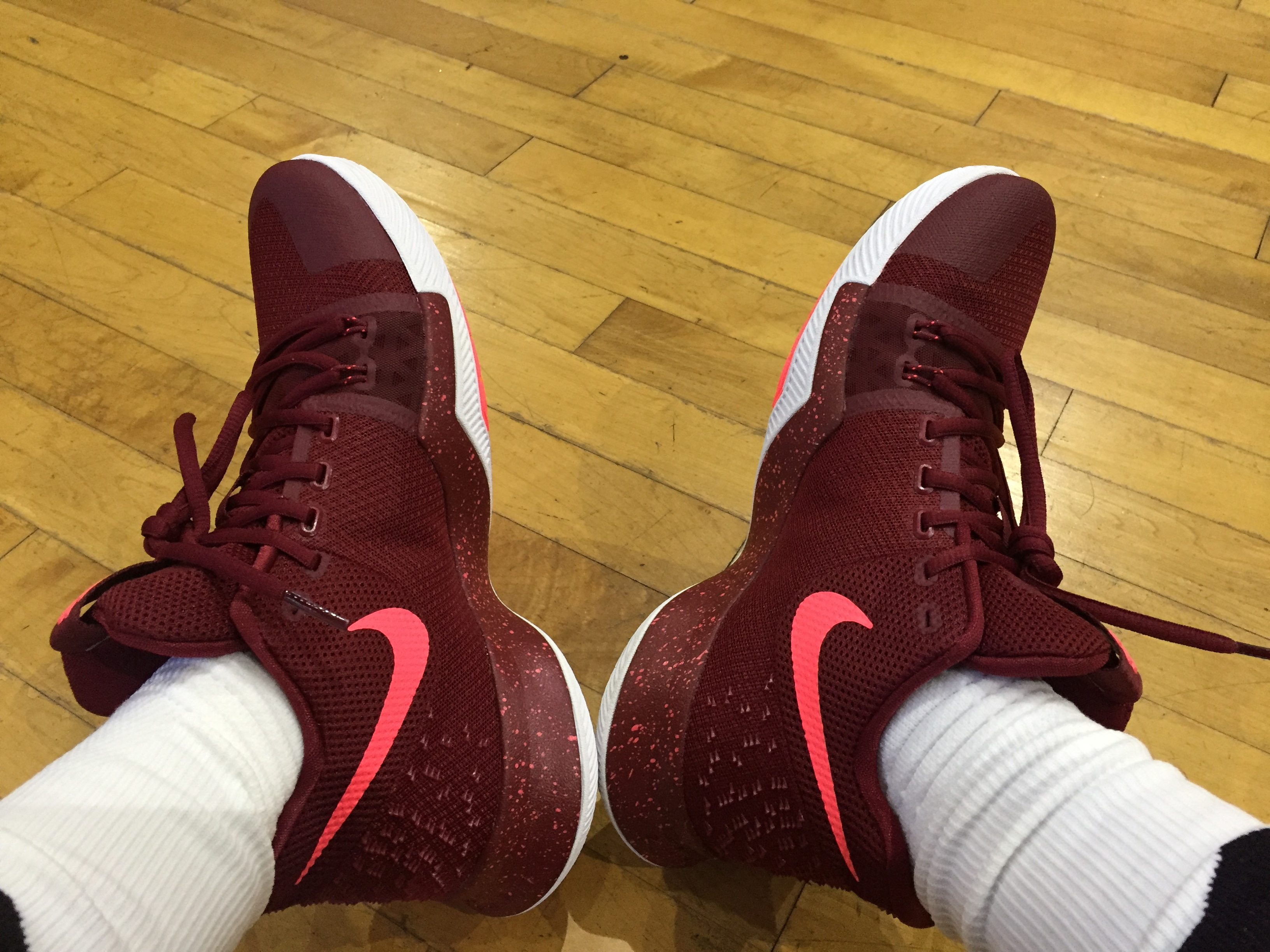 87d782db6d5 ... netherlands sneaker review nike kyrie 3 hot punch 51da6 0da31