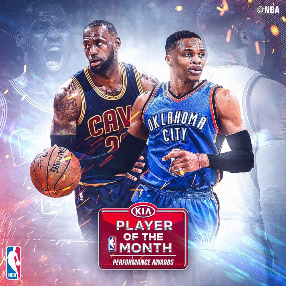 nba-lebron-james-russell-westbrook-february