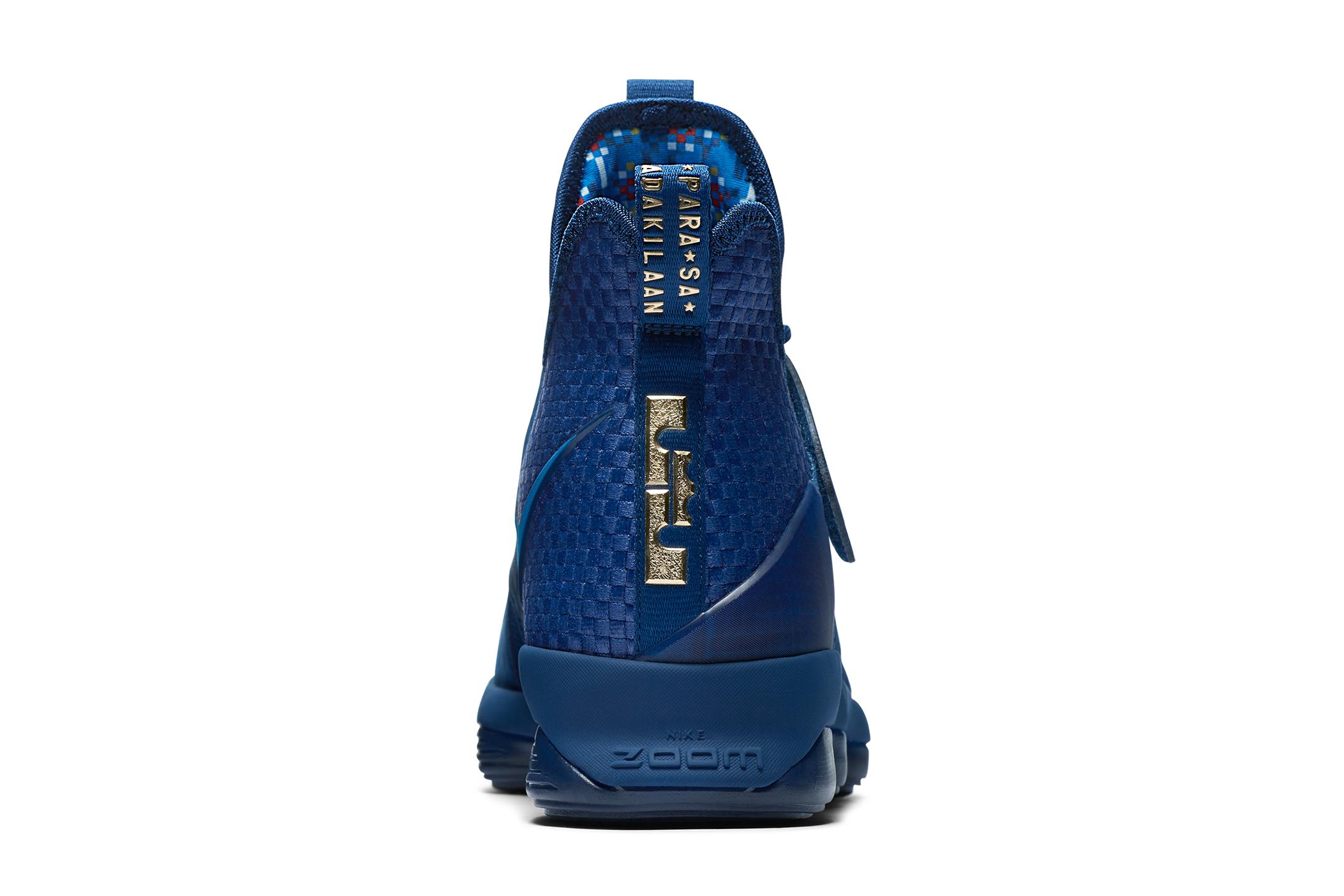 newest 96408 1f96e ... coastal blue white star blue copuon code 01f2a 8f8cc  wholesale nike  lebron 14 agimat u.s. release date 3m 852402 400 nike lebron 14 agimat gilas