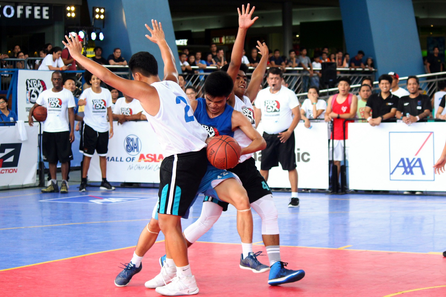 NBA 3X PH 2017 attracts provincial participants hails new champs