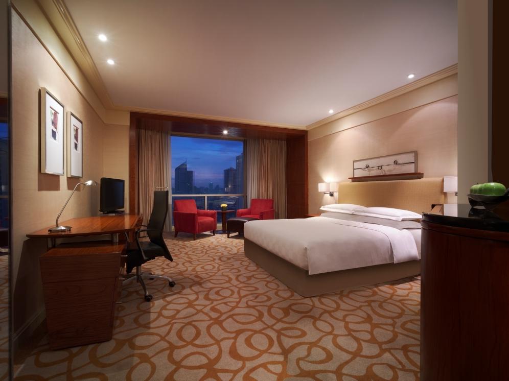 AG New World Manila Bay Hotel - City Bayview King