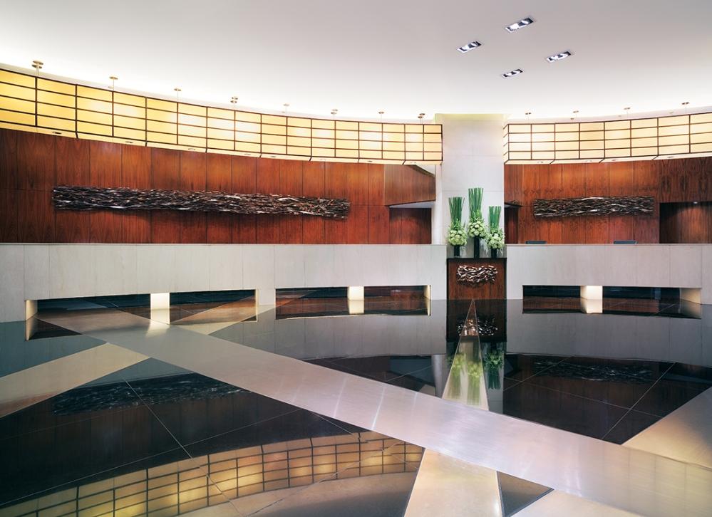 AG New World Manila Bay Hotel - Lobby