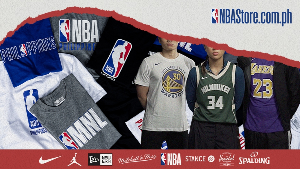NBAStore.com.ph Photo Composite