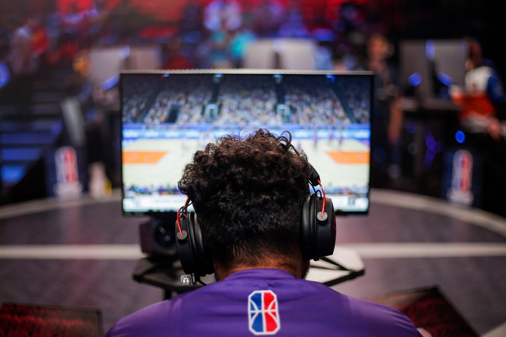 They're Lakers. And in a decade, the esports industry hopes they will be as well known as LeBron