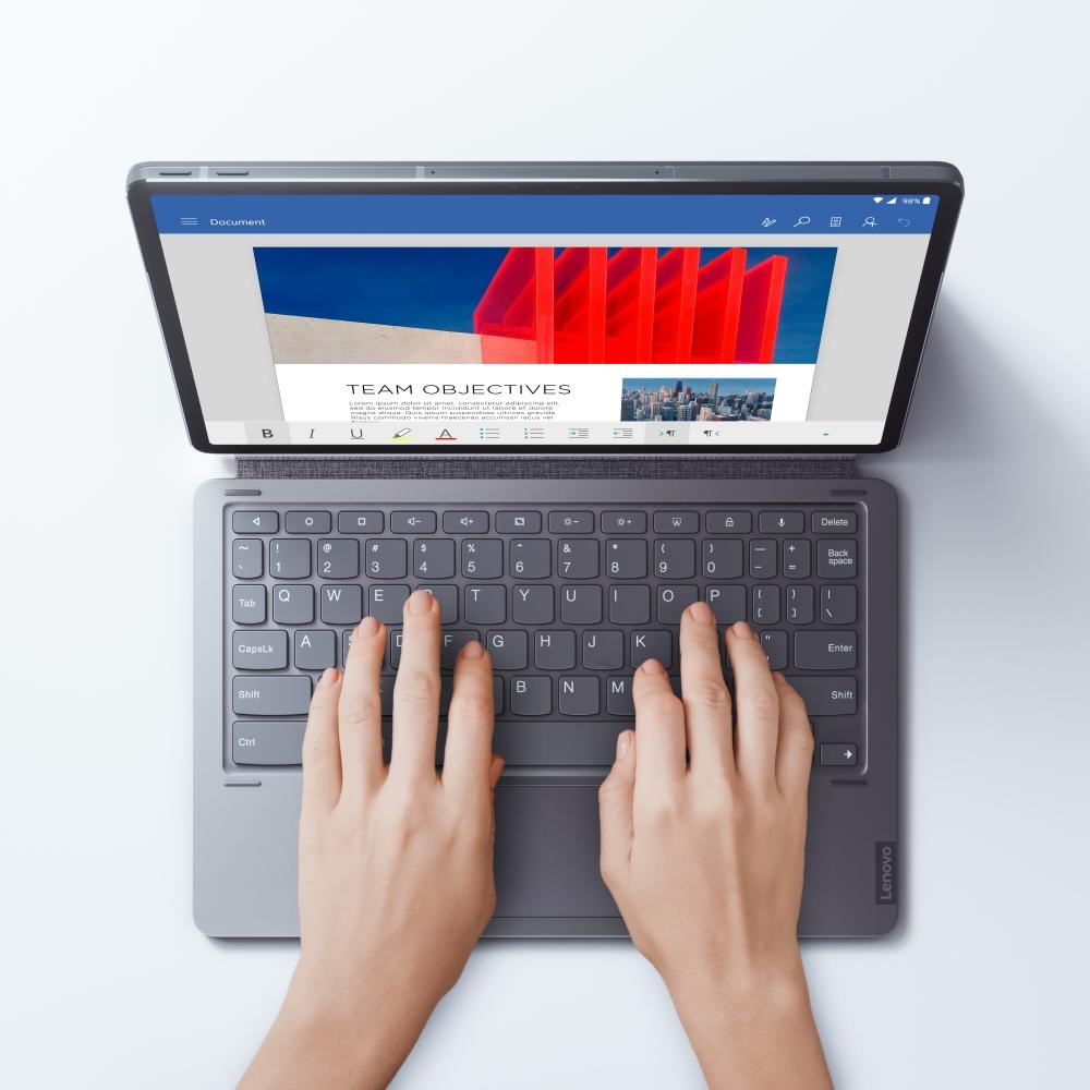Lenovo Tab P11 Pro_Top_View