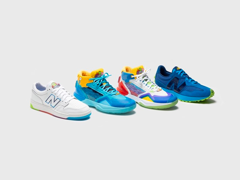 new balance kawhi leonard jolly rancher collection -1